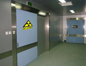 PET机房防护铅门