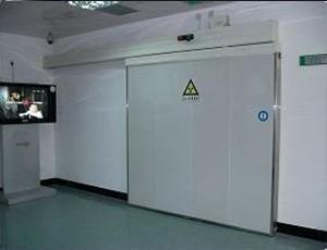 CT防辐射铅门