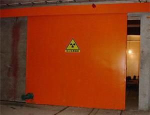 探伤室防护铅门