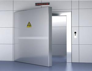 加速器防护铅门
